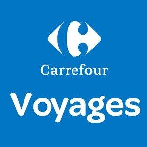 Carrefour Voyages, agence de Givors, soutient l'équipage Un Battement d'Elles qui participe au Rallye des Gazelles